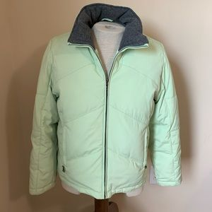 Zero Xposur Green Winter Jacket Size L